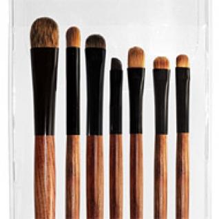 Профессиональные кисти для макияжа - Набор JEANS из 7 кистей для макияжа глаз 7-03-2147089