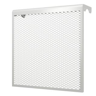 Декоративный металлический экран на радиатор ERA 5 ДМЭР 5-х секционный
