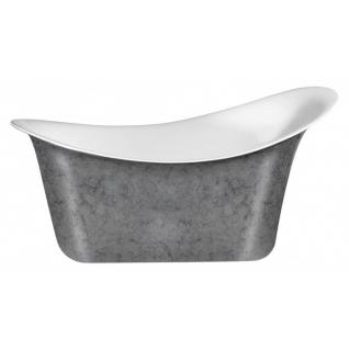 Отдельно стоящая ванна LAGARD Tiffany Treasure Silver
