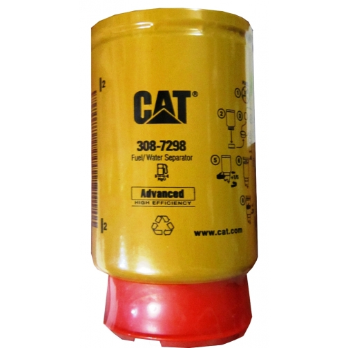 Фильтр двигателя топливный, грубой очистки CAT-4951677