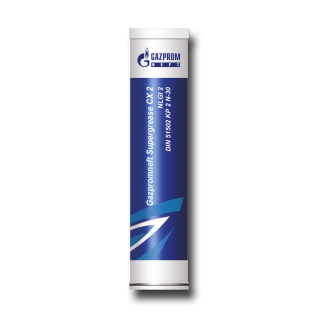 Смазка Газпромнефть Supergrease CX 2, 0,4кг