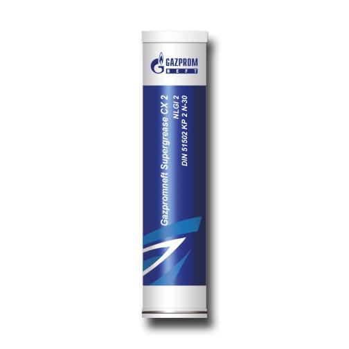 Смазка Газпромнефть Supergrease CX 2, 0,4кг-5922488