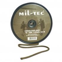 Mil-Tec Канат Кommando, цвет койот, 7 м, 50 м