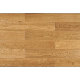Массивная доска Amber Wood Дуб Селект 300-1800x120x18 (лак)-5344902