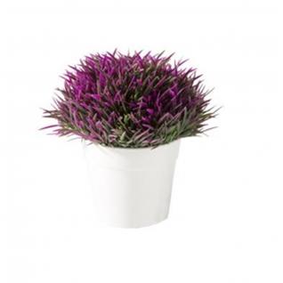 Искусственный цветок GRASS розовый-7170142