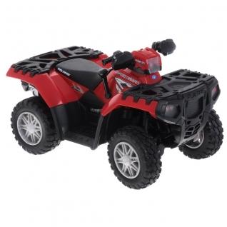 "Квадроцикл Britains Big Farm ""Polaris ATV Quad"" (свет, звук), 1:16 Tomy-37724866"