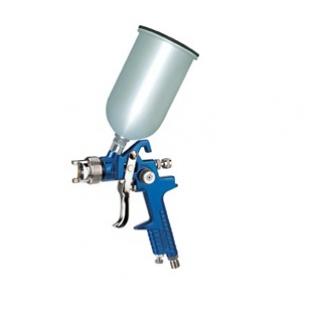 Краскораспылитель с верхним пластиковым бачком (бачок 600мл, сопло 1.4мм) Partner-6003013