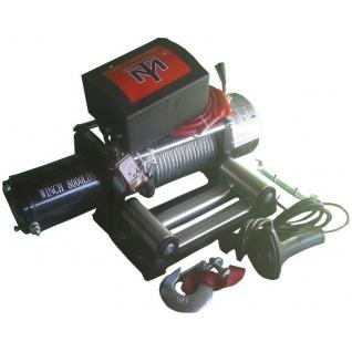 Лебедка автомобильная ATV Electric Winch 12v 8000 LBS-1976053