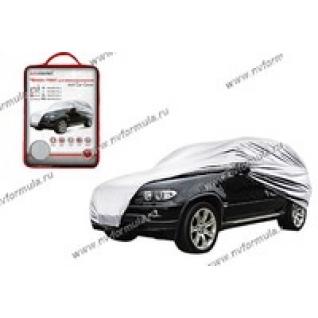 Тент на авто 483x195x145 AUTOSTANDART 102110 для внедорожников-431059