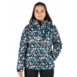 Куртка горнолыжная женская 1435