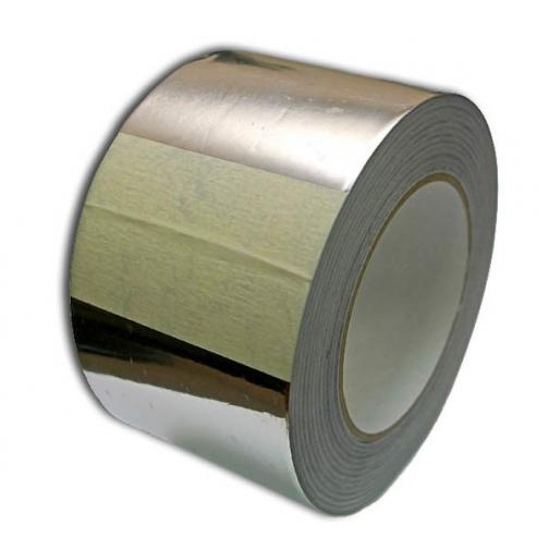 Клейкая лента алюминиевая TDStels 50ммх40м(прем)-6689903