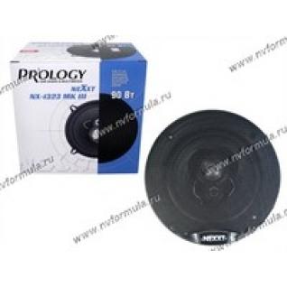 Колонки PROLOGY NX-1323 MKIII 130мм 3-полосные коаксиальные 90Вт-9060738