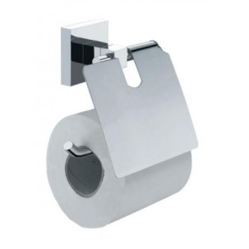 Бумагодержатель с крышкой Fixsen FX-11100 Metra-6760613