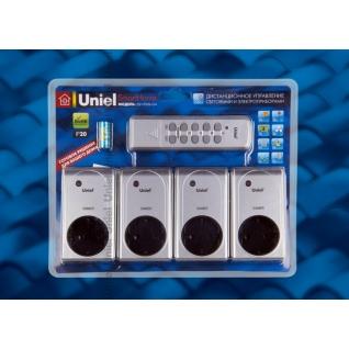 Uniel USH-P006-G4-300W-25M SILVER-9217624