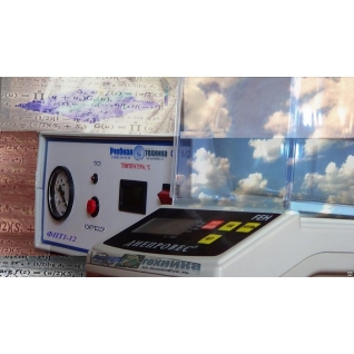 Установка для определения универсальной газовой постоянной ФПТ1-12