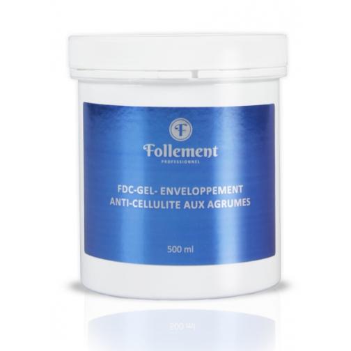 Follement FdC-gel-enveloppement anti-cellulite aux agrumes - Цитрусовый FdC-гель для обертывания с антицеллюлитным эффектом-5898143