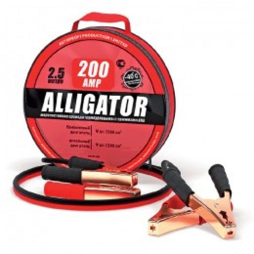 Пусковые провода для автомобилей BAT/PRT-111 Аллигатор 200А, 2,5м.-5788978
