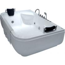 Акриловая ванна Gemy с гидромассажем (G9085K)