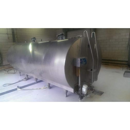 Танки охладители молока из Европы новые и реновированные-671065