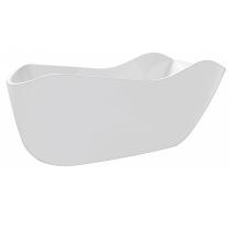 Отдельно стоящая ванна LAGARD Teona White Star