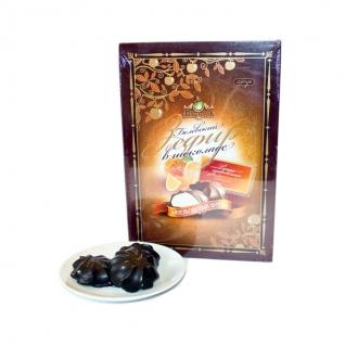 Белёвский Зефир в шоколаде Апельсиновый фреш, 250 г, коробка-822501