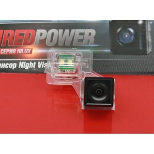 Штатная видеокамера парковки Redpower SUZ139 для Suzuki SWIFT RedPower-832476