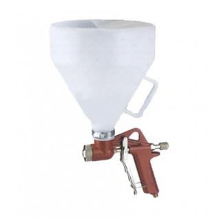 Краскораспылитель с верхним пластиковым бачком (бачок 3л, сопло 4, 6, 8мм) Partner-6002915
