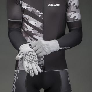 Перчатки зимние GripGrab Primavera Merino, серый, Xs/s