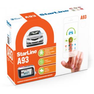 Автосигнализация Starline A93-7154381