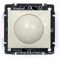 Светорегулятор поворотный 1000Вт Белый