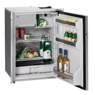 Isotherm Холодильник однодверный Isotherm Cruise 130 Inox IM-1130BB1MK0000 12/24 В 1,2/5,0 А 130 л с правосторонней дверью-1216515