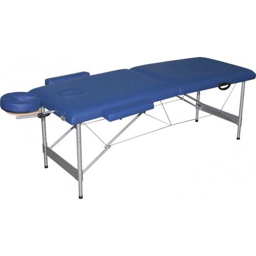 HouseFit Массажный стол HouseFit HO-1006(синий)-5754282