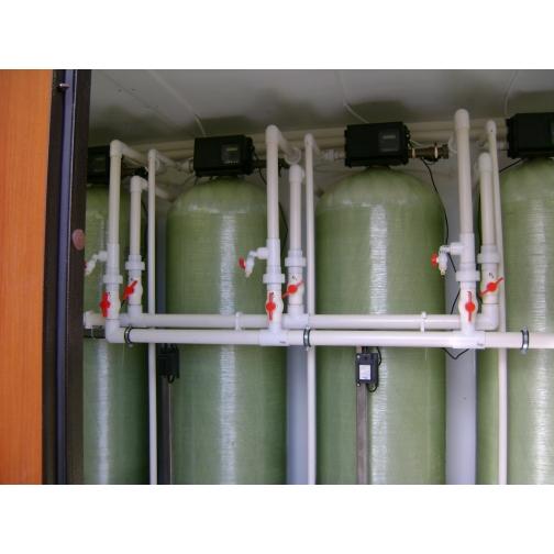 Станция обезжелезивания воды 3, 4, 5, 10, 50м3/час, 100куб/сутки. Проектирование, производство, монтаж.-5332640