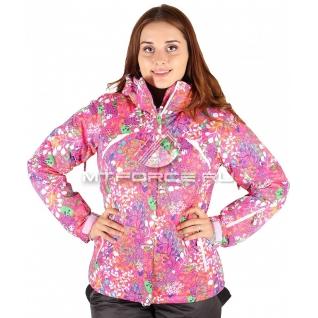 Куртка горнолыжная женская 1421