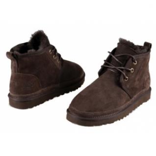 Мужские ботинки UGG Australia Neumel Chocolate