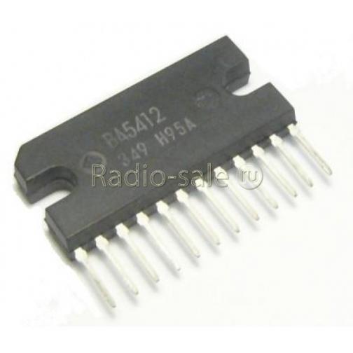 Микросхема BA5412-5732456