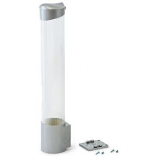 Стаканодержатель VATTEN CD-V70SS 100ст,серебро,саморезы-9061323