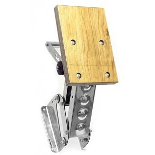 Транец для ПЛМ Техномарин выносной, с регулировкой угла наклона, до 15л.с. 45 кг ФБС (040404T)-9309917