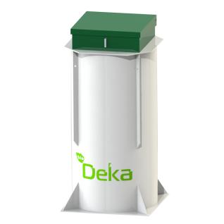 Канализация для дома BioDeka 8 - 1800-452365