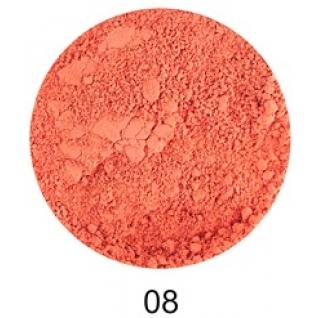 Косметика JUST - Рассыпчатые минеральные румяна Loose Mineral Blush 08