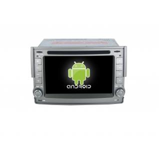 Штатная магнитола CARMEDIA KR-6226-T8 для H1 / Grand Starex 2007-2015 Android 7.1.2 CARMEDIA-9301375