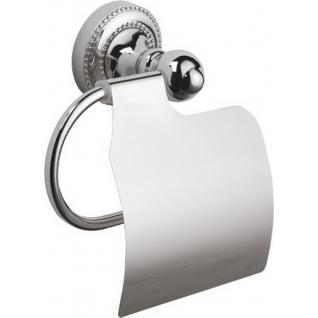 Держатель туалетной бумаги Fixsen Style FX-41110 с крышкой-6761159