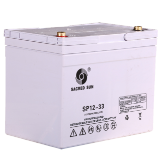 Аккумуляторная батарея Sacred Sun АКБ 33-10