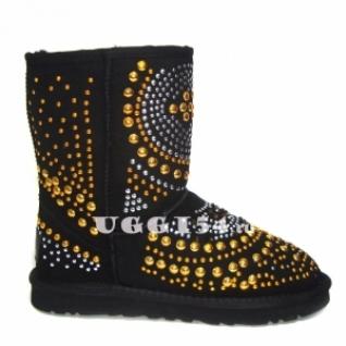 UGG Jimmy Choo Mandah Black-903219