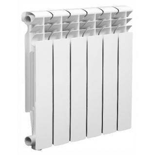 Радиатор алюминиевый Lammin ECO AL500-100-6