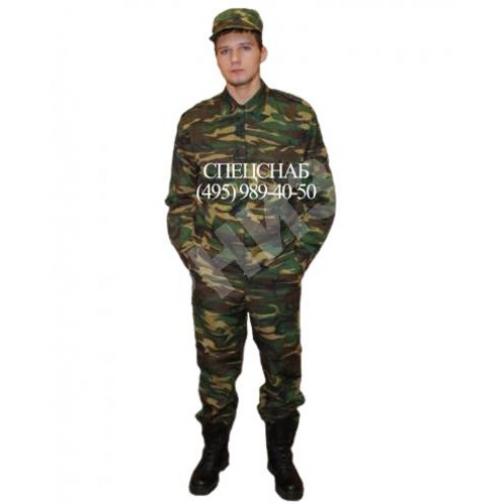 Костюм общевойсковой КМФ (куртка+брюки)