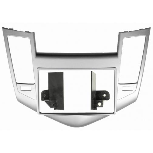 Переходная рамка Intro RCV-N08S для Chevrolet Cruze 09-12 2DIN Silver Intro-835041