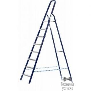 СИБИН Лестница-стремянка СИБИН стальная, 8 ступеней, 166см 38803-08
