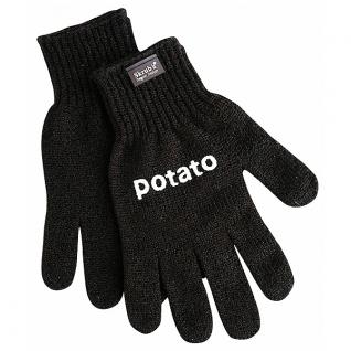 Перчатки-скрабы Skrub'a для чистки картофеля