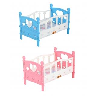 Сборная кроватка для кукол №2, 5 элементов Полесье-37743799